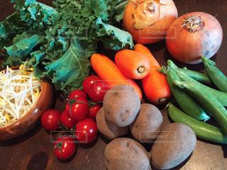 新鮮野菜の写真・画像素材[470063]