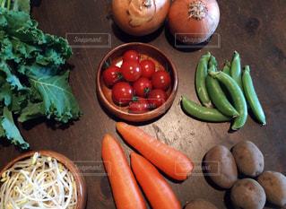 新鮮野菜の写真・画像素材[470089]