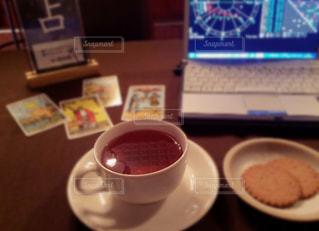 カフェの写真・画像素材[470765]
