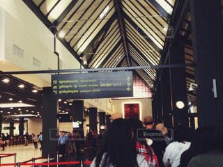 シェムリアップ国際空港の写真・画像素材[471545]