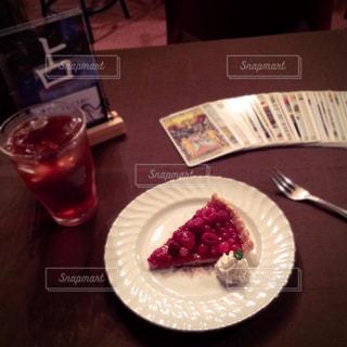 カフェの写真・画像素材[488409]