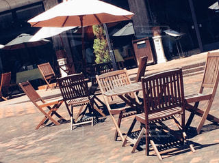 カフェの写真・画像素材[497613]
