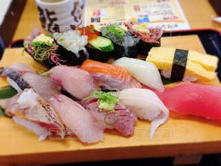 華やかなお寿司!の写真・画像素材[998343]