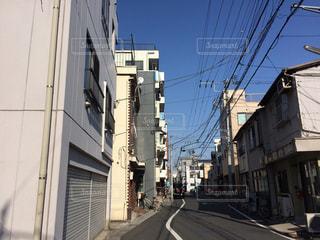 東京の下町風景の写真・画像素材[1004338]