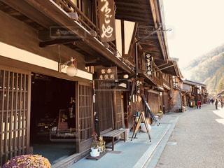 奈良井宿での一枚その2の写真・画像素材[1878720]