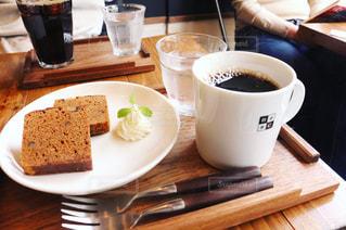 カフェの写真・画像素材[469942]