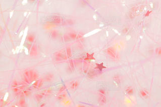 ピンクのキラキラの写真・画像素材[987031]