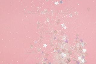 ピンクなキラキラの写真・画像素材[1010019]