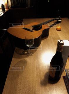 ギターの写真・画像素材[470046]