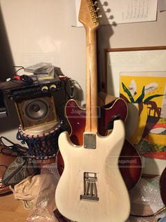 ギターの写真・画像素材[470088]