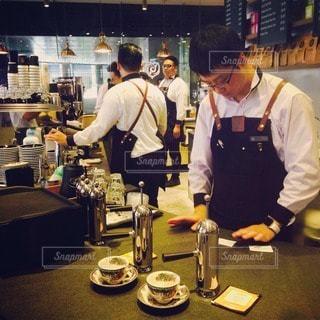 カフェの写真・画像素材[79154]