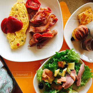 朝食の写真・画像素材[303288]