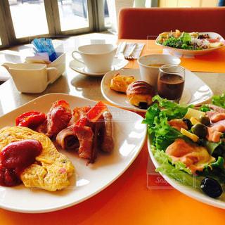 朝食の写真・画像素材[303289]
