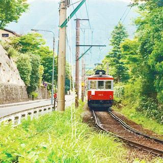 電車の写真・画像素材[592766]
