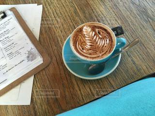 カフェの写真・画像素材[522297]