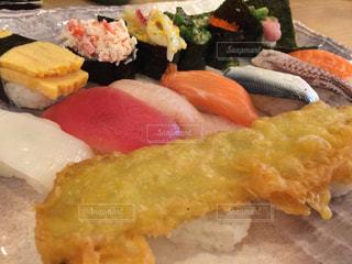 寿司盛りランチの写真・画像素材[790818]