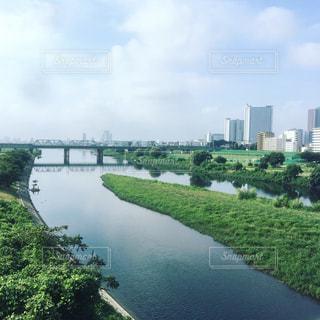 多摩川の写真・画像素材[964044]