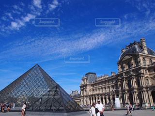 フランスといえば、、ここ!ルーブル美術館 - No.492522