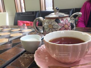 カフェの写真・画像素材[483419]