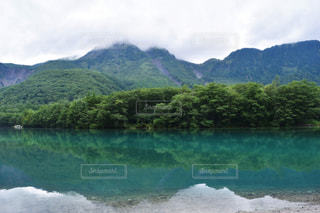 上高地の写真・画像素材[1244243]
