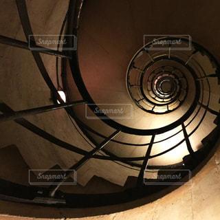 渦巻く階段 - No.869705