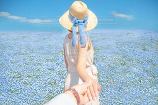花畑の写真・画像素材[473622]