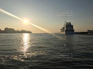 港の写真・画像素材[602452]