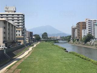 岩手山の写真・画像素材[602461]
