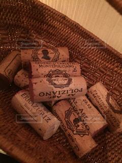 ワイン コルクの写真・画像素材[473995]