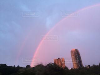 虹の写真・画像素材[1006346]
