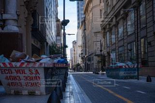 ブエノスアイレスの裏道散歩の写真・画像素材[1130115]