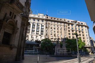 ブエノスアイレスに建つヨーロッパ調の建物の写真・画像素材[1130118]
