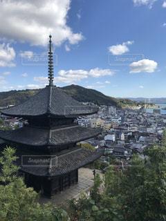 千光寺三重塔の写真・画像素材[1642253]