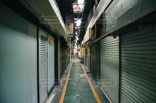路地裏の写真・画像素材[1226403]