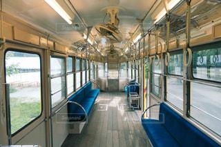 電車内の写真・画像素材[1440152]