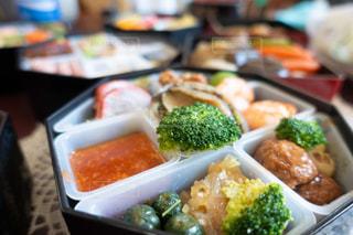 おせち料理の写真・画像素材[1703702]