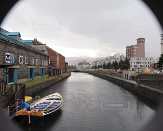 小樽運河の写真・画像素材[1625050]