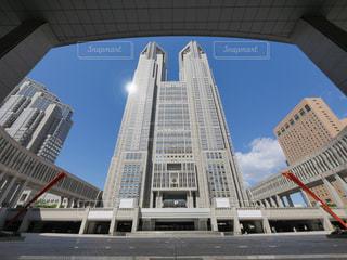 東京都庁の写真・画像素材[1177957]