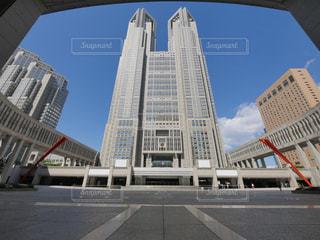 東京都庁の写真・画像素材[1181336]