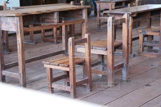 椅子の写真・画像素材[476591]