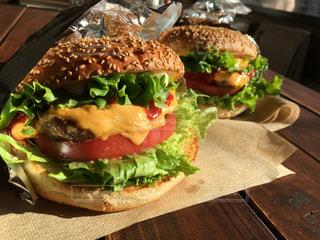 ハンバーガー - No.476783