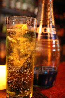 クローズ ボトル、ワインのガラスの - No.744997