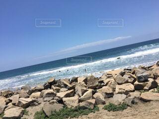 ビーチの写真・画像素材[484775]