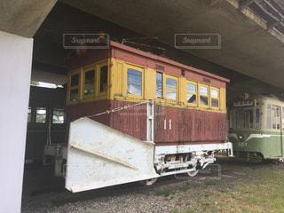電車の写真・画像素材[622074]