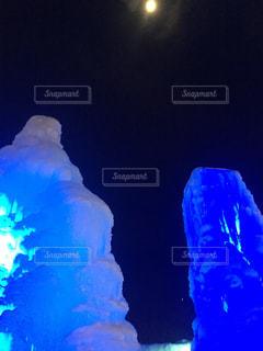 千歳 氷濤まつりの写真・画像素材[1039812]
