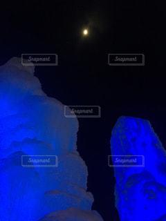 千歳 氷濤まつりの写真・画像素材[1039813]