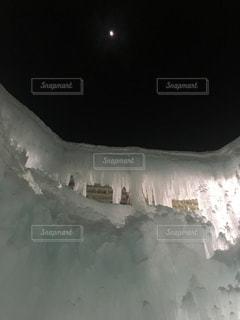 千歳 氷濤まつりの写真・画像素材[1039819]