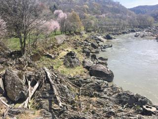北海道旭川市神居古潭の写真・画像素材[3192865]