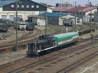 JR北海道苗穂工場の写真・画像素材[3232054]