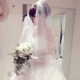 結婚式の写真・画像素材[520791]